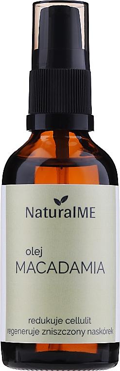 Aceite de macadamia anticelulítico - NaturalME (con vaporizador)