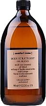 Perfumería y cosmética Aceite corporal antiestrías con extracto de centella asiática y almendras dulces - Comfort Zone Body Strategist Oil Blend