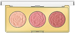 Perfumería y cosmética Coloretes de maquillaje - Milani Powder Blush Rose Blush Palette