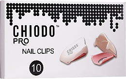 Perfumería y cosmética Pinzas quitaesmalte de uñas - Chiodo PRO