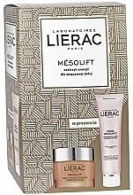 Perfumería y cosmética Set facial - Lierac Mesolift (crema antifatiga/50ml + crema-espuma desmaquillante/150ml)