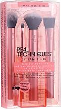 Perfumería y cosmética Set brochas de maquillaje - Real Techniques Flawless Base Set