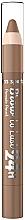 Perfumería y cosmética Pomada lápiz de cejas de larga duración - Miss Sporty Brow To Last 24h Pomade Pencil
