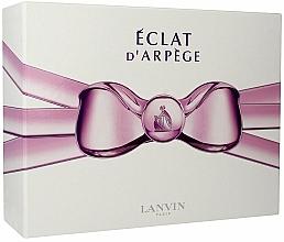 Perfumería y cosmética Lanvin Eclat D`Arpege - Set de regalo (eau de parfum/100ml + (eau de parfum/7.5ml + loción corporal/100ml)
