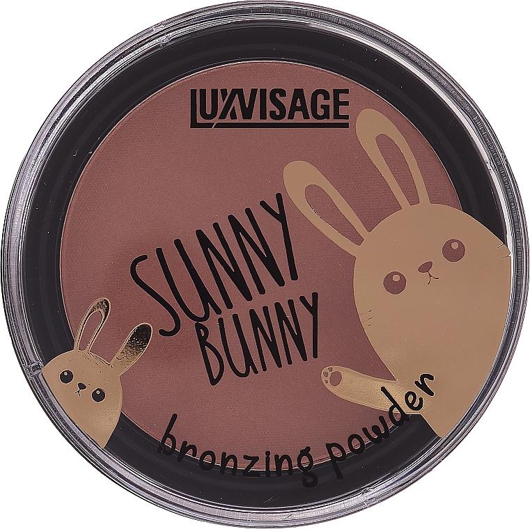 Polvo bronceador compacto - Luxvisage Sunny Bunny Bronzing Powder