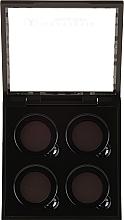Perfumería y cosmética Paleta de sombras vacía - Anastasia Beverly Hills 4 Eye Palette