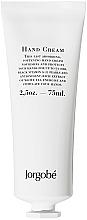 Perfumería y cosmética Crema de manos nutritiva con vitamina E y té blanco - Jorgobe Softening Hand Cream