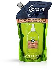 Perfumería y cosmética Champú reparador intensivo con aceites esenciales (recarga doypack) - L'Occitane Aromachologie Intense Repairing Shampoo