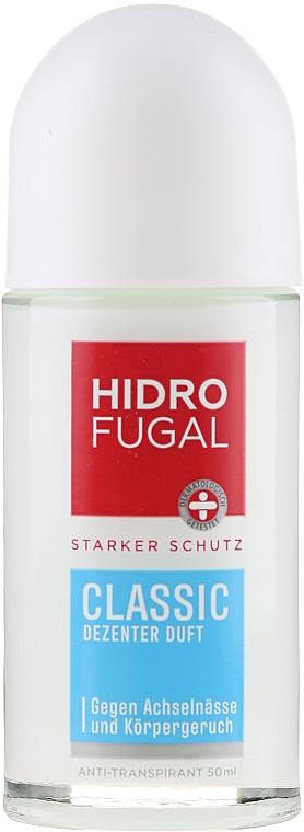 Desodorante antitranspirante roll on - Hidrofugal Classic Roll-on