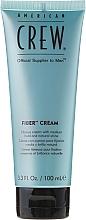 Perfumería y cosmética Crema para brillo natural, fijación media - American Crew Fiber Cream