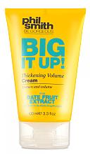 Perfumería y cosmética Crema capilar voluminizadora con extracto de frutas, sin aclarado - Phil Smith Be Gorgeous Big It Up Thickening Volume Cream