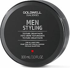 Perfumería y cosmética Pasta cremosa texturizante para hombre, fijación media - Goldwell Dualsenses For Men Texture Cream Paste