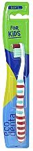 Perfumería y cosmética Cepillo dental suave, blanco - Ecodenta Soft Toothbrush For Children