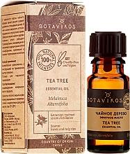 Perfumería y cosmética Aceite esencial de árbol de té 100% natural - Botavikos Tea Tree Essential Oil
