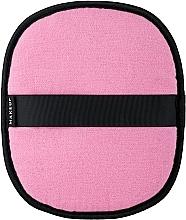 Perfumería y cosmética Esponja exfoliante corporal, rosa - Makeup Exfoliating Washcloth Nudy & Shy