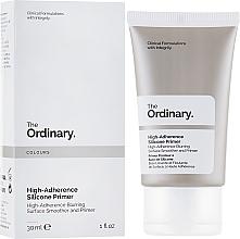Perfumería y cosmética Prebase de maquillaje matificante e hidratante - The Ordinary High-Adherence Silicone Primer