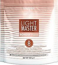 Perfumería y cosmética Polvo decolorante con complejo protector - Matrix Light Master 8 Bonder Inside