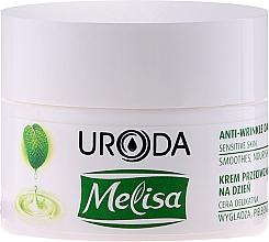 Perfumería y cosmética Crema facial con manteca de karité, aceite de argán y algodón - Uroda Melisa Face Cream