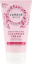Perfumería y cosmética Crema facial limpiadora con agua de arándano rojo nórdico - Lumene Moisturizing Cleansing Cream