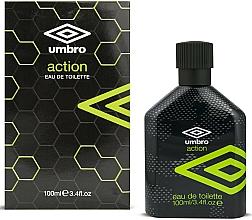 Perfumería y cosmética Umbro Action - Eau de toilette