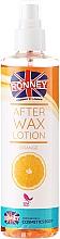 Perfumería y cosmética Loción post depilatoria en spray con aceite natural de naranja - Ronney After Wax Lotion Orange