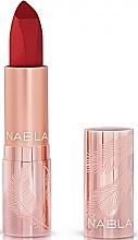Perfumería y cosmética Barra de labios efecto mate - Nabla Cult Matte Soft Touch Lipstick