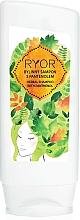 Perfumería y cosmética Champú a base de hierbas con pantenol - Ryor Herbal Shampoo With Panthenol