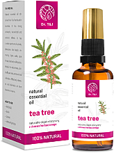 Perfumería y cosmética Aceite esencial de árbol de té 100% - Dr. T&J Bio Oil