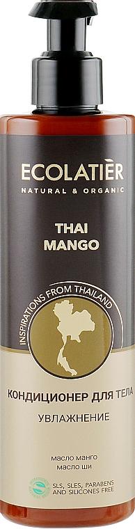 Acondicionador corporal con karité y aceite de mango - Ecolatier Thai Mango Body Conditioner