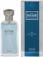 Perfumería y cosmética Rasasi Hatem - Eau de parfum
