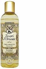 Perfumería y cosmética Aceite de ducha con arroz y tsubaki - Tesori d'Oriente Rise And Tsubaki Oils