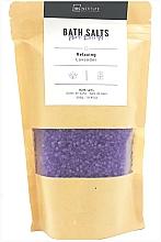 Perfumería y cosmética Sales de baño, lavanda - IDC Institute Bath Salts Relaxing Lavender