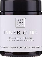 Perfumería y cosmética Complemento alimenticio en cápsulas para el bienestar digestivo, el sistema inmunológico y el estado de ánimo - Matcha & Co Inner Cure Capsules