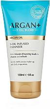 Perfumería y cosmética Gel de limpieza facial con aceite de argán y vitamina E - Argan+ Argan Oil 5-Oil Infused Cleanser