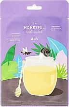 Perfumería y cosmética Mascarilla facial con baba de caracol y extracto de mora - Skin79 The Honeyful Snail Mask