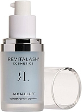 Perfumería y cosmética Prebase nutritiva rica en antioxidantes y algas marinas para ojos fatigados - Revitalash Aquablur Hydrating Eye Gel & Primer
