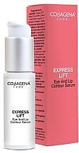Perfumería y cosmética Sérum para labios y contorno de ojos - Collagena Code Express Lift Eye And Lip