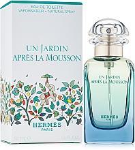 Hermes Un Jardin Apres la Mousson - Eau de toilette — imagen N2