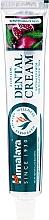 Perfumería y cosmética Pasta dental fortificante - Himalaya Herbals Ayurvedic Dental Cream