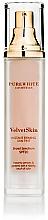 Perfumería y cosmética Base de maquillaje hidratante cremosa con extracto de tuna, SPF 20 - Pure White Cosmetics VelvetSkin Instant Firming Skin Tint SPF 20