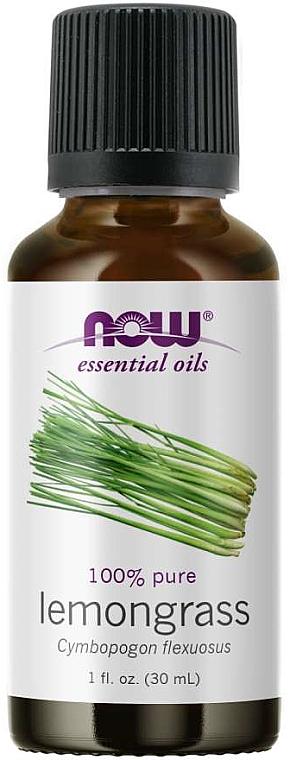 Aceite esencial de limoncillo 100% - Now Foods Essential Oils 100% Pure Lemongrass