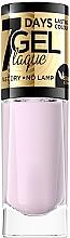 Perfumería y cosmética Esmalte de uñas de larga duración, efecto gel - Eveline Cosmetics Gel Laque Nail Enamel
