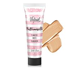 Perfumería y cosmética Base de maquillaje matificante - Virtual Mattemoiselle Flawless Matte Foundation