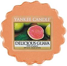 Perfumería y cosmética Cera aromática, aroma a guayaba, bergamota y limón - Yankee Candle Delicious Guava Tarts Wax Melts