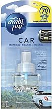 Perfumería y cosmética Recambio de ambientador de coche, Frescura celestial - Ambi Pur Air Freshener Refill Sky Fresh