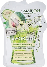 Perfumería y cosmética Mascarilla facial con aceite de aguacate - Marion Fit & Fresh Avocado Face Mask