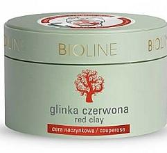 Perfumería y cosmética Arcilla roja para rostro y cuerpo - Bioline Red Clay