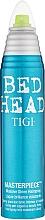 Spray abrillantador de cabello con proteína de trigo hidrolizada, fijación firme - Tigi Bed Head Masterpiece Massive Shine Hairspray — imagen N1