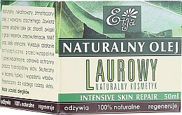 Perfumería y cosmética Aceite regenerador de laurel 100% natural - Etja Natural Oil