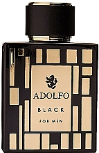 Perfumería y cosmética Adolfo Dominguez Black for Men - Eau de toilette